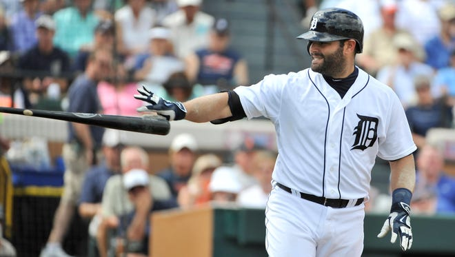 If Tigers catcher Alex Avila can spray the ball, he'll pick up more at-bats against the left-handed pitching.