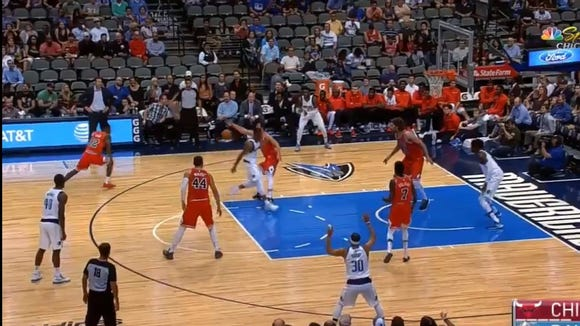 Breaking down one of the worst sequences of professional basketball you'll ever see