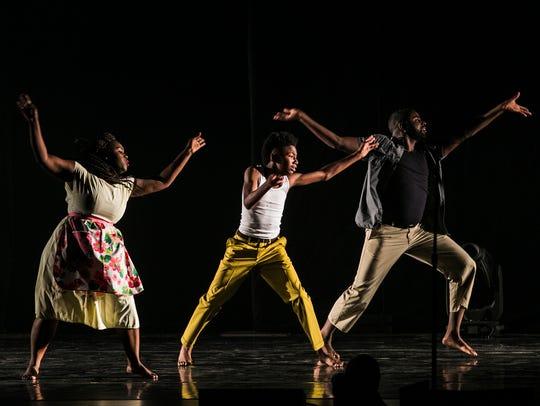 October 19, 2017 - The New Ballet Ensemble performs