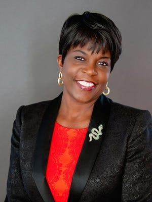 Elmira Mangum, president of FAMU