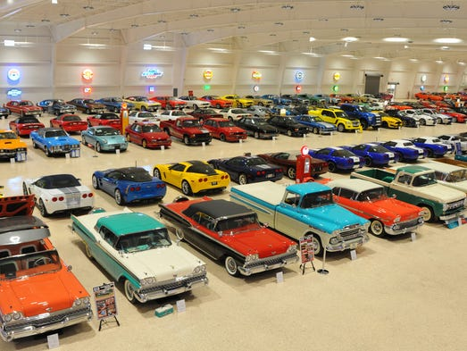 Rochester Auto Museum Classic Muscle Cars: Melbourne Muscle Car Museum Interior Nearly Done