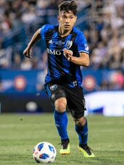 Canton High grad Ken Krolicki has started 12 games with the Major League Soccer Montreal Impact.
