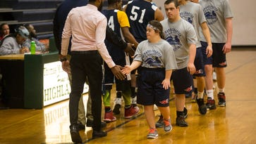 Sports brings together students with and without disabilities