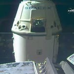 SpaceX Dragon headed to ISS