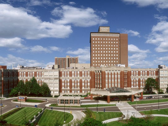 Henry Ford Hospital in Detroit