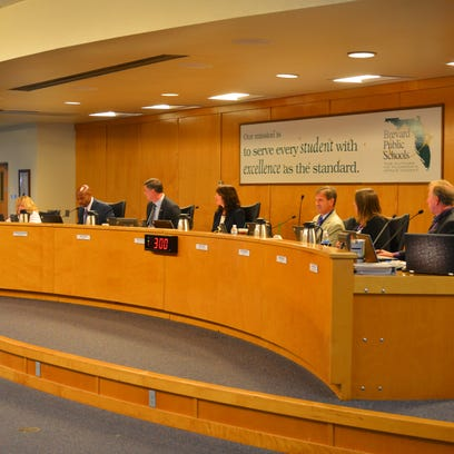 The Brevard County School Board on Tuesday decided