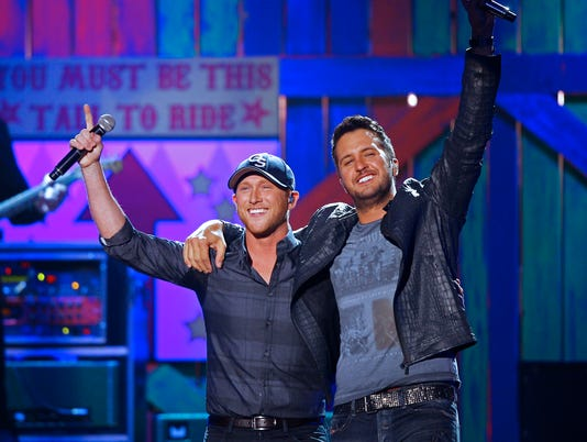AP 2014 AMERICAN COUNTRY COUNTDOWN AWARDS - SHOW A ENT USA TN