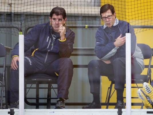 Peter Laviolette, David Poile