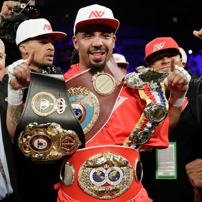 Unbeaten light heavyweight champ Andre Ward retires from boxing at peak of his career