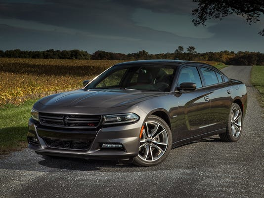 2017 Dodge Charger R T Road Track
