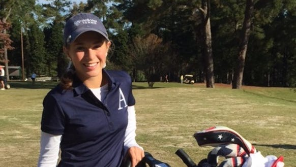Asheville School sophomore Rachel Kuehn won the NCISAA