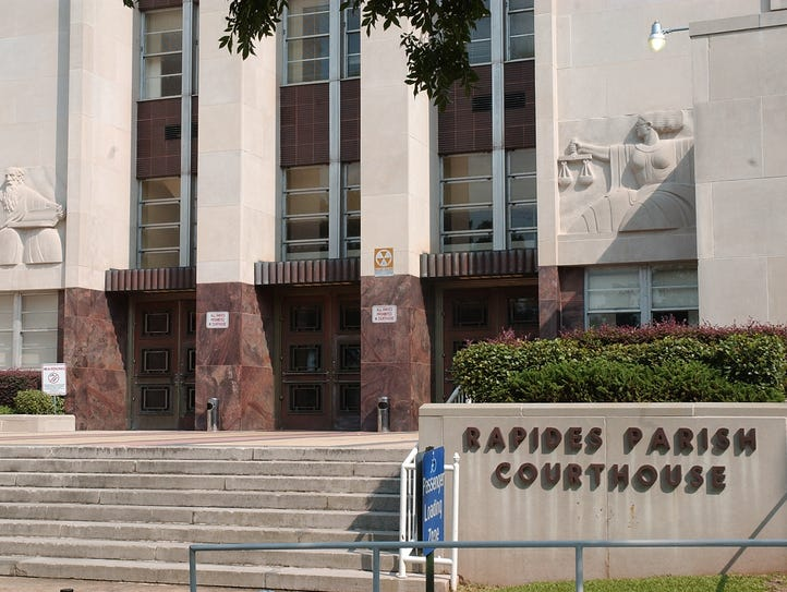 Rapides Parish must find a way to reduce the population