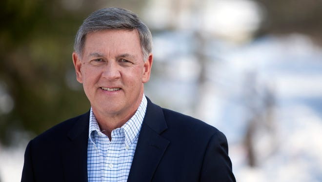 Rich Funke is challenging Ted O'Brien for his state Senate seat in November. O'Brien has dropped his efforts to add an extra ballot line after a court challenge by Funke's allies.