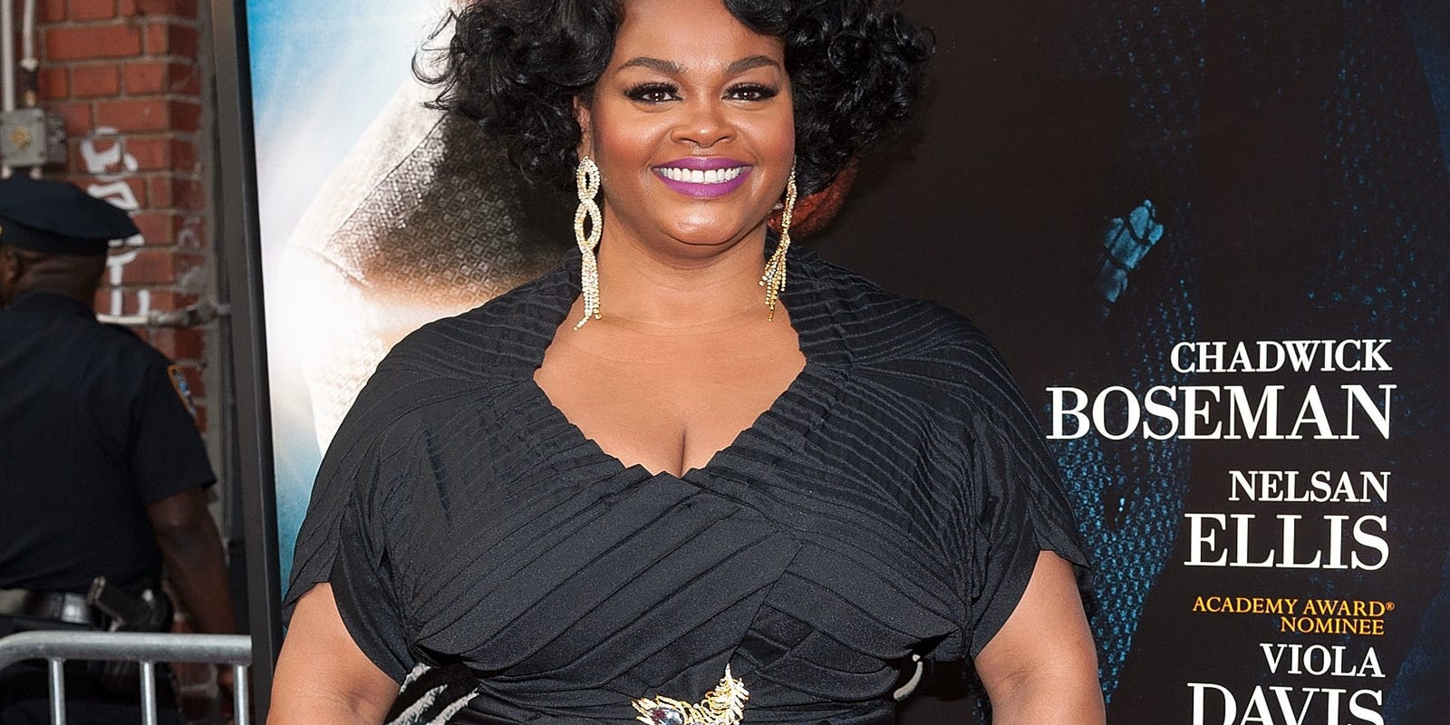 Jill Scott Has Two Intimate Photos Leaked Says Nude One Is Not Her