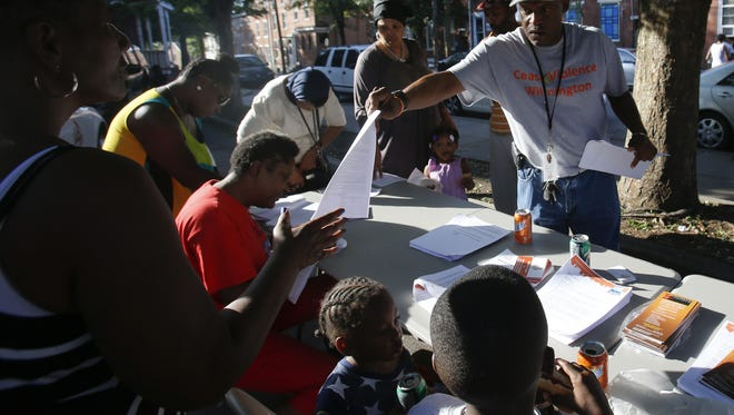 Robert Cannon, a former project manager of Cease Violence Wilmington, announced Friday he will run for City Council