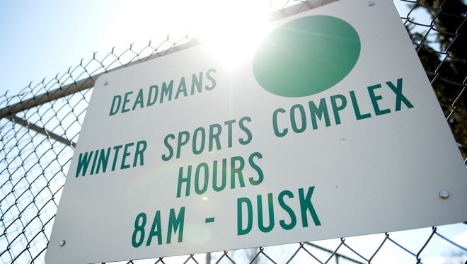 """Delhi Township Parks Commission voted July 11, 2018 to rename Deadman's Winter Sports Complex the John Taylor Memorial Park. John Taylor was a former slave and union soldier who was lynched in 1866. His death was associated with the name """"Deadman's Hill."""""""