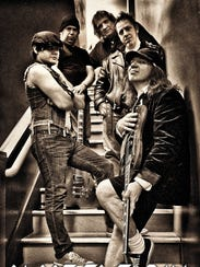 AC/DC tribute band Shoot to Thrill will play 8 p.m.