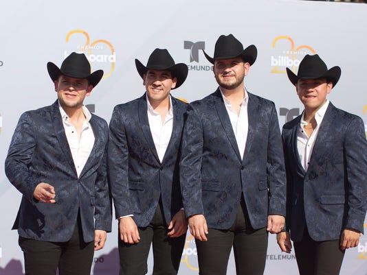 Alfombra roja de los premios Billboard a la música latina
