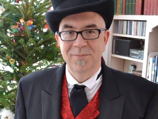 James Ridenhour top hat