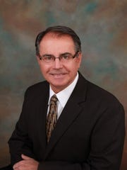 Business and agricultural consultant Neil Doty of Fargo,