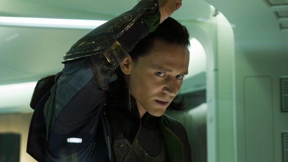 Loki in 'The Avengers.'