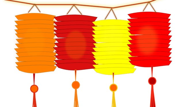 Learn about Chinese culture and make Chinese lanterns, Feb. 21 at Middletown Thrall Library. Register for the free program: 341-5483