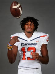 Blackman's Trey Knox is one of the top prospects in the state in the class of 2019.