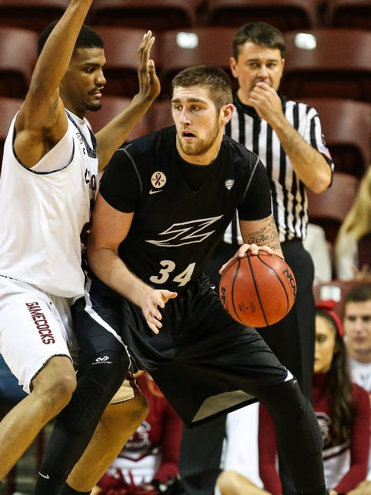 NCAA Basketball: Charleston Classic-Akron vs South Carolina