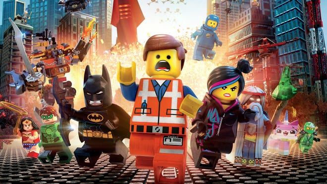 "Catch ""The Lego Movie"" at a Regal Cinema on June 7-8."