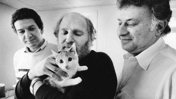 Tommy West, Alan Bernard and Howard Stark, principal