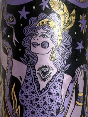 Jackie O's Mystic Mama uses the occult forces of hops for good, not evil.