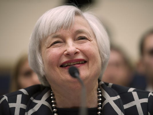 AP Yellen Testimony