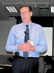 Ag economist Dan Basse, of AgResourse Co., talked about