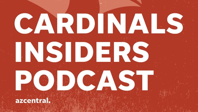 Get all your Cardinals information in one place with the Cardinals Insiders Podcast.