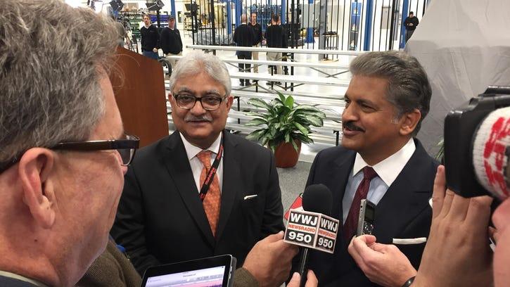 Mahindra eyes U.S. auto market after plant opening