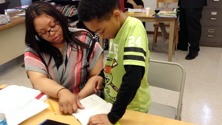 Driven to read: Our book campaign fills a pre-K need