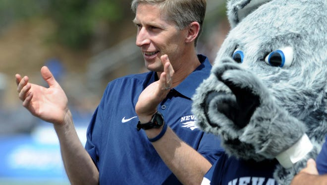 Wolf Pack athletic director Doug Knuth had his three-year contract extension approved Friday.
