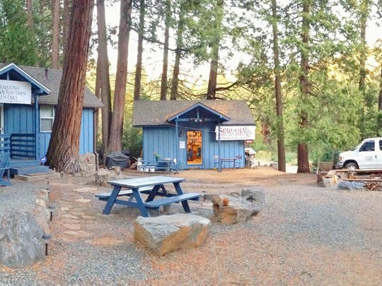 Sequoia Mountain Adventures in Camp Nelson.
