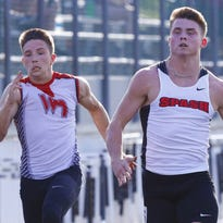 SPASH boys sprint relays make mark at WIAA sectional track meet