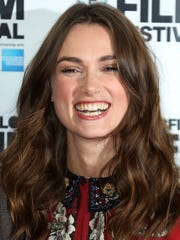Keira Knightly says she worked to overcome her learning disability — dyslexia — so her parents would allow her to keep acting.
