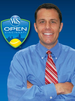 Vince Cicero is stepping down from the Western & Southern Open to start a sports marketing company. He was tournament director and chief operating officer for five years.