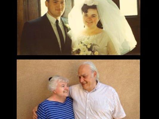 Anniversaries: Joseph Fischer & Laura (Vachet) Fischer