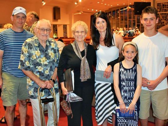 The Epstein/Freeman family