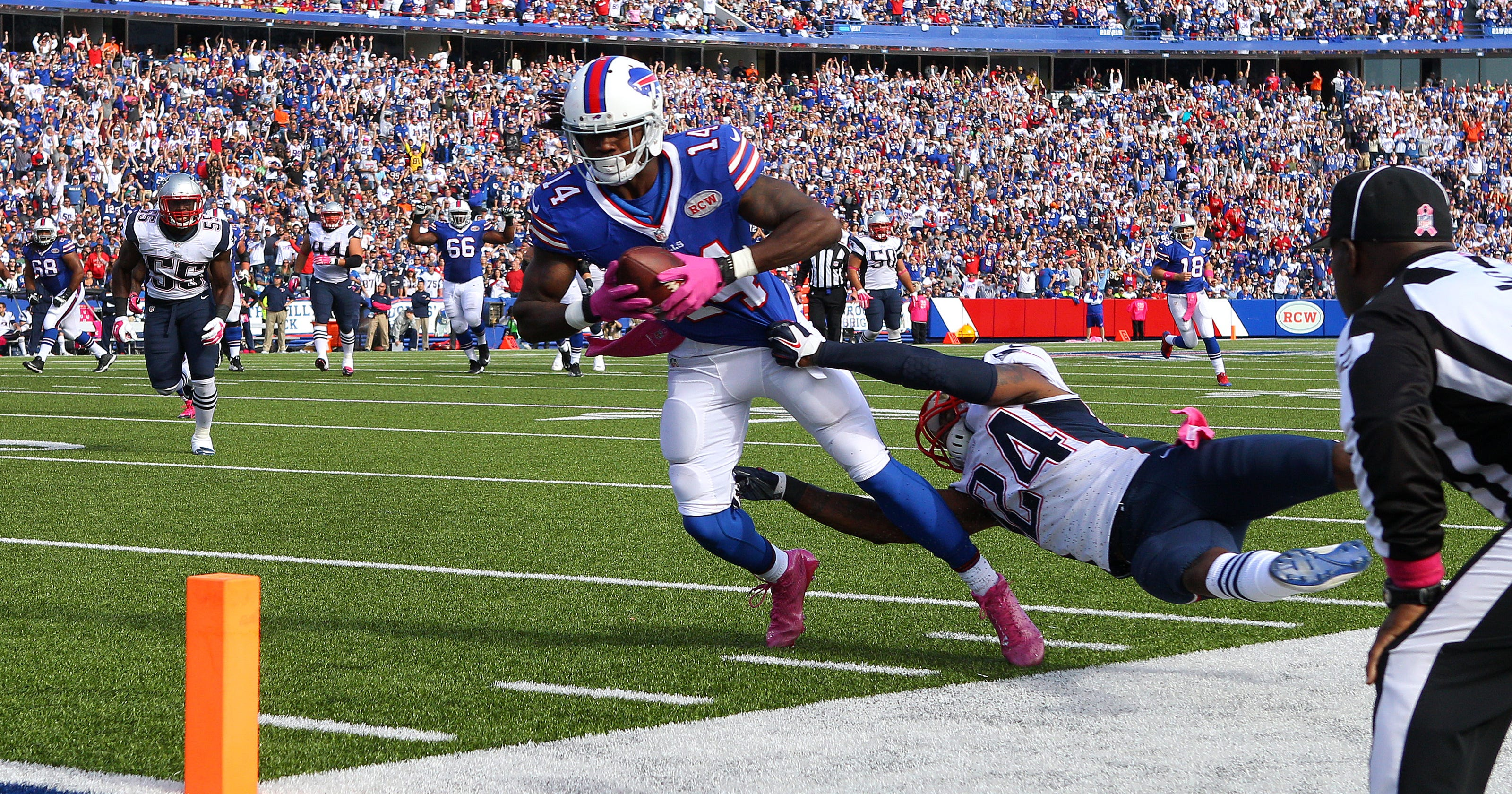 Sammy Watkins a Rookie of the Year finalist 7693b8f75