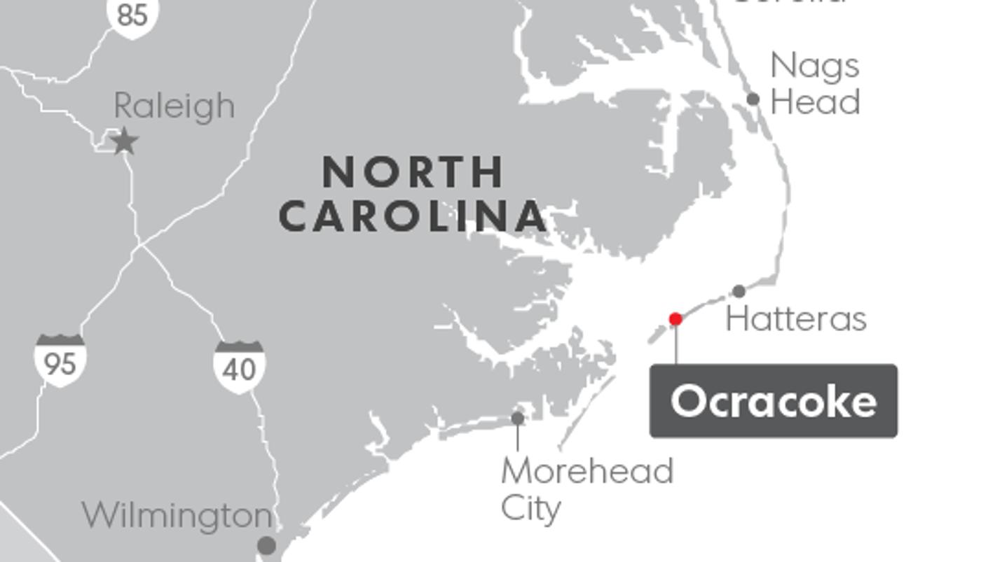 North Carolina Islands No Power