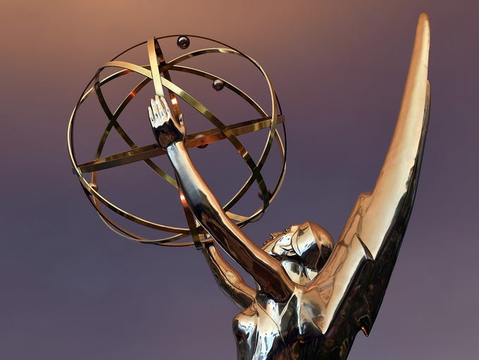 Who could be taking home a golden Emmy statue on Sept.