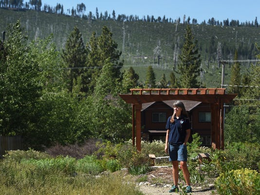 Angora Fire War Zone Defined A Generation At Lake Tahoe