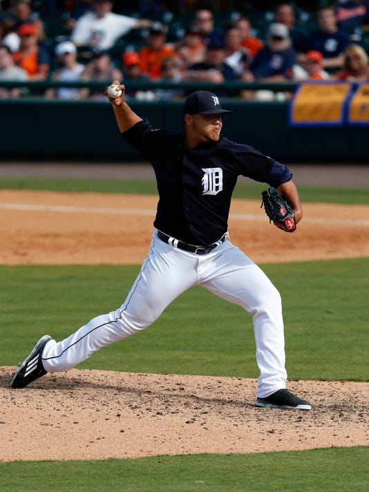 Tigers Plan To Have Joe Jimenez Pitch In Instructional League