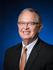 Former UTM athletic director Phil Dane