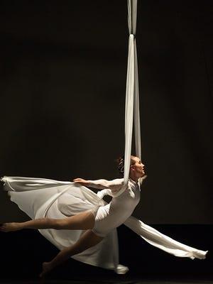 "Nimble Arts presents ""Flip Fly Fun"" Wednesday in Stowe."